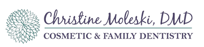 Christine Moleski, DMD Logo